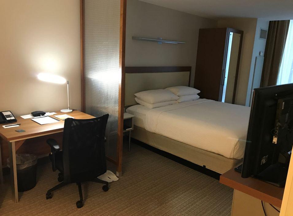 AHA2018のホテル