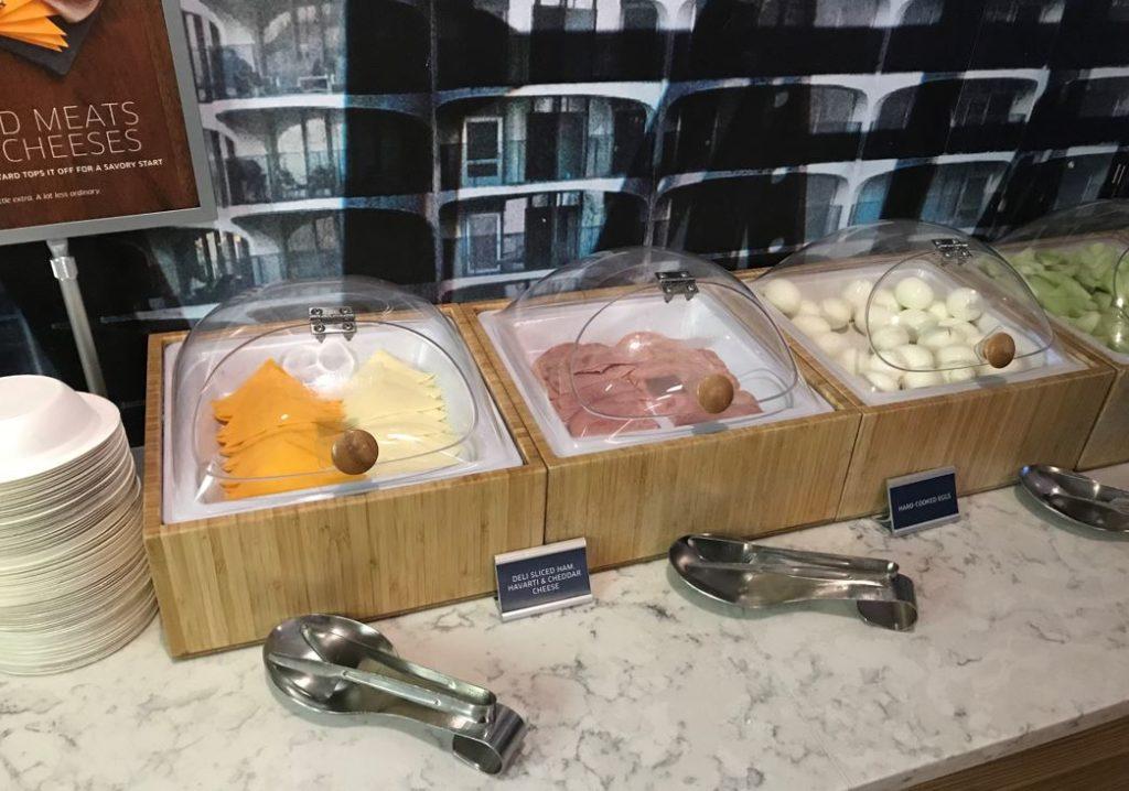 国際学会(AHA2018)の食事