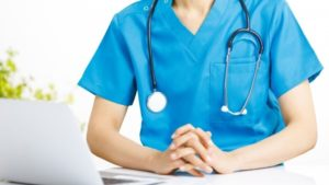 民間医局の医師賠償責任の保険の申込み