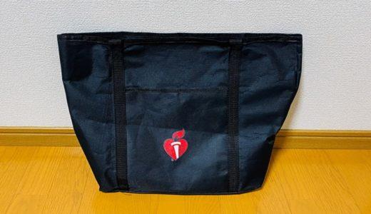 医師が病棟で持ち歩いているバッグの中身を公開します。
