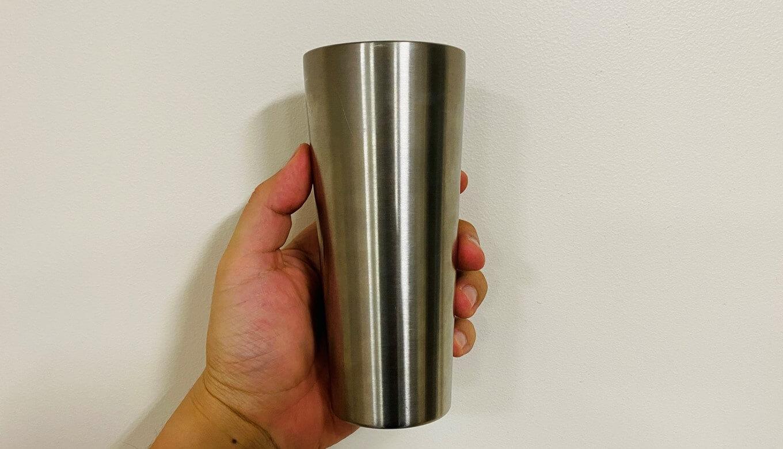 Thermosのタンブラータイプの水筒は使い勝手が大変良いので紹介する